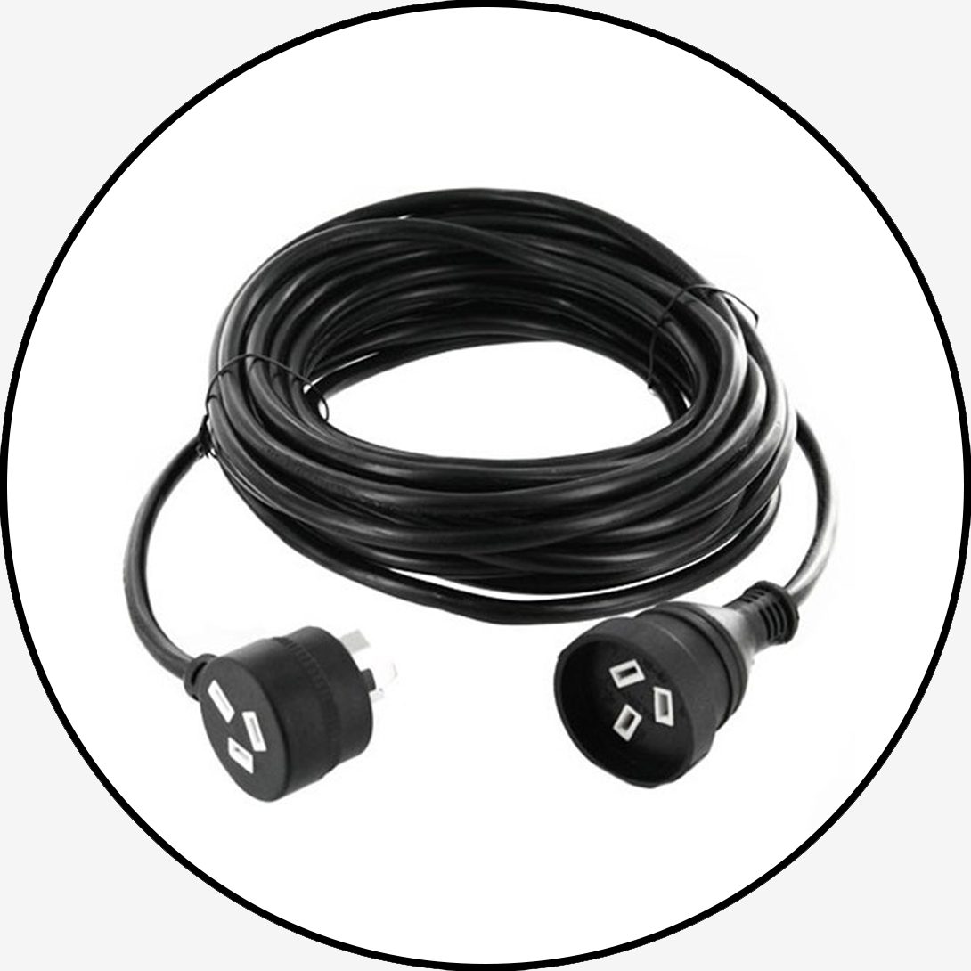 10amp Extension Cable
