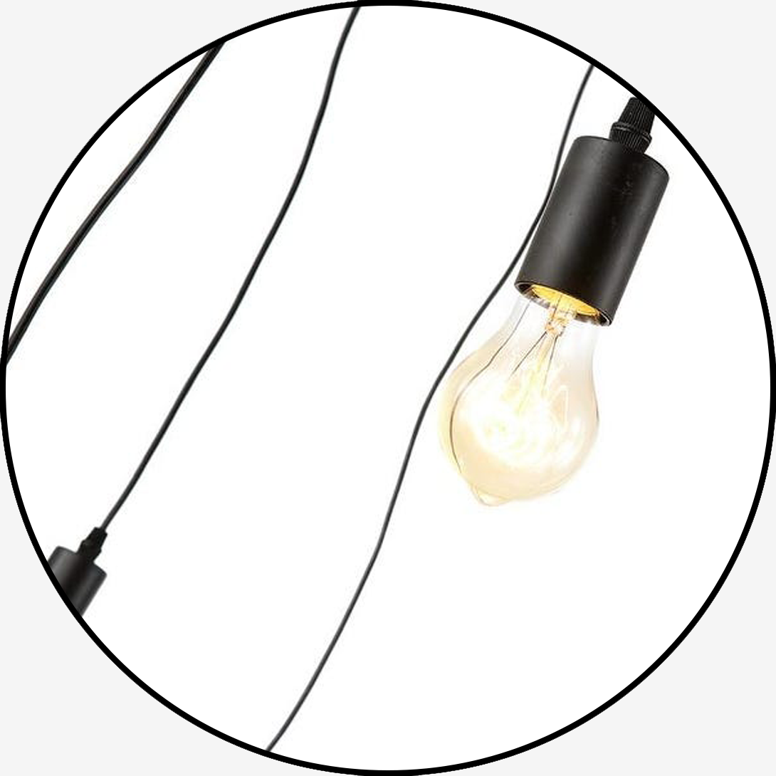 Pendant Light Cable